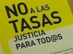 tasas no Justicia para todos
