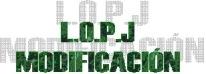 LOPJ Modificacion II